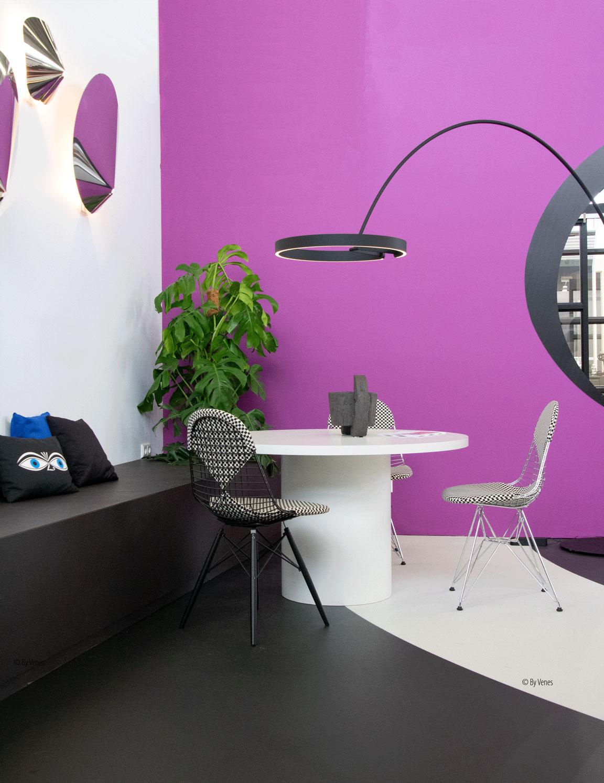 Creëer een persoonlijke sfeer in je interieur met plant Design lamp Mito Largo Wire Chair DWK