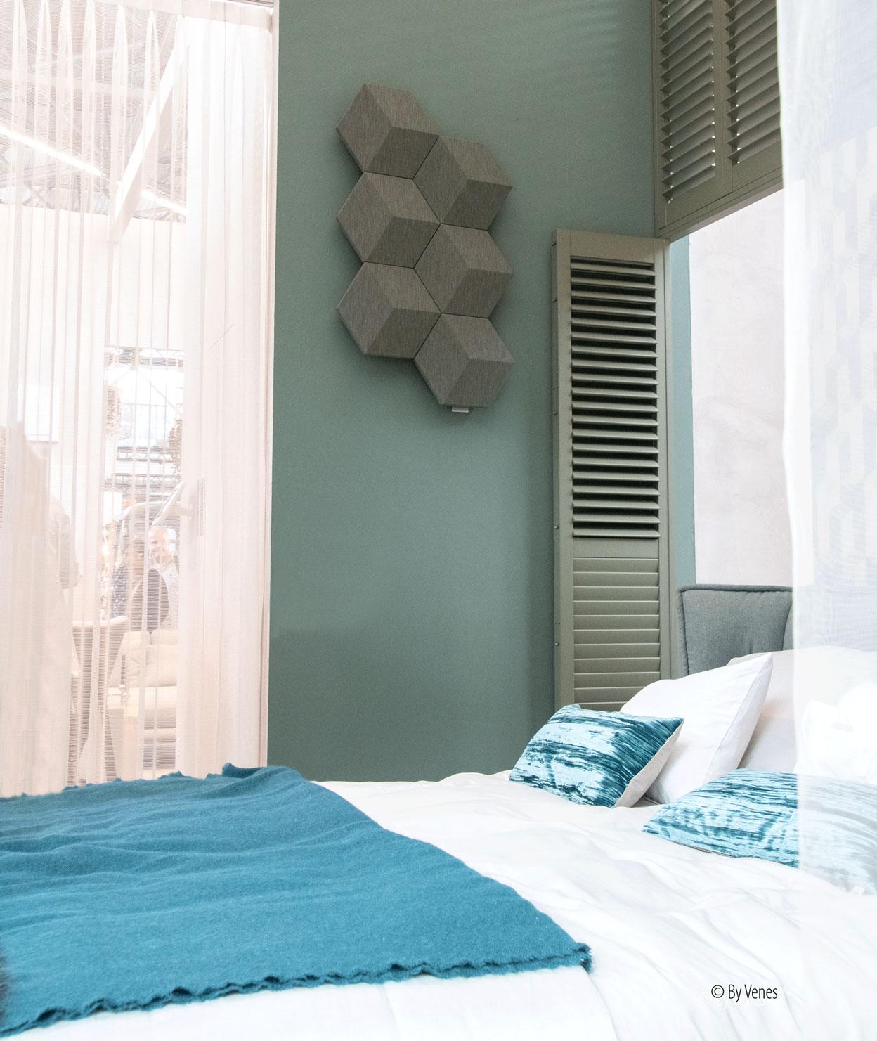Stijlvol wonen Bang & Olufsen luidsprekersysteem Wanddecoratie