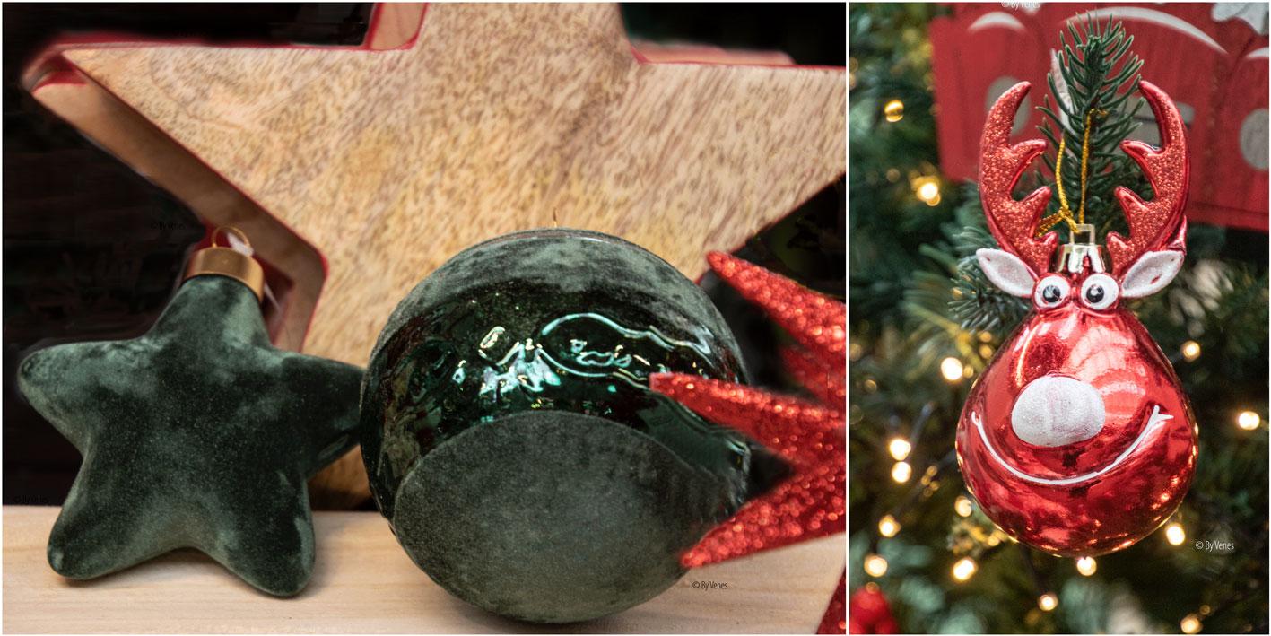 kerstballen kersthanger rudolf