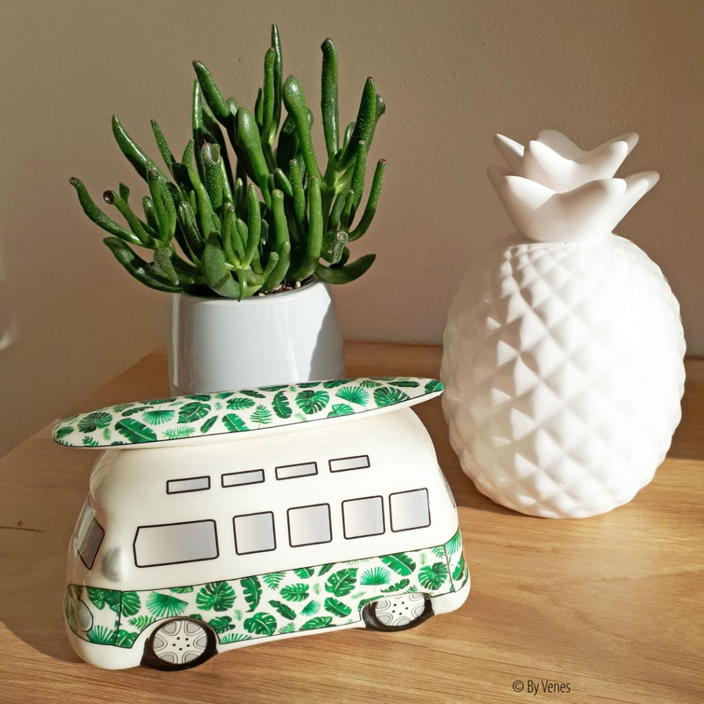 zomerstyling VW ananas