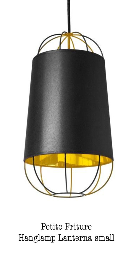 By Venes shop the look Hanglamp Lanterna van Petite Friture