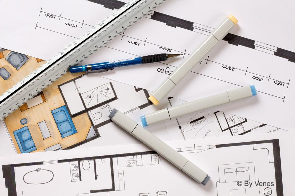 Je huis inrichten en kamers praktisch indelen met een indelingsplan