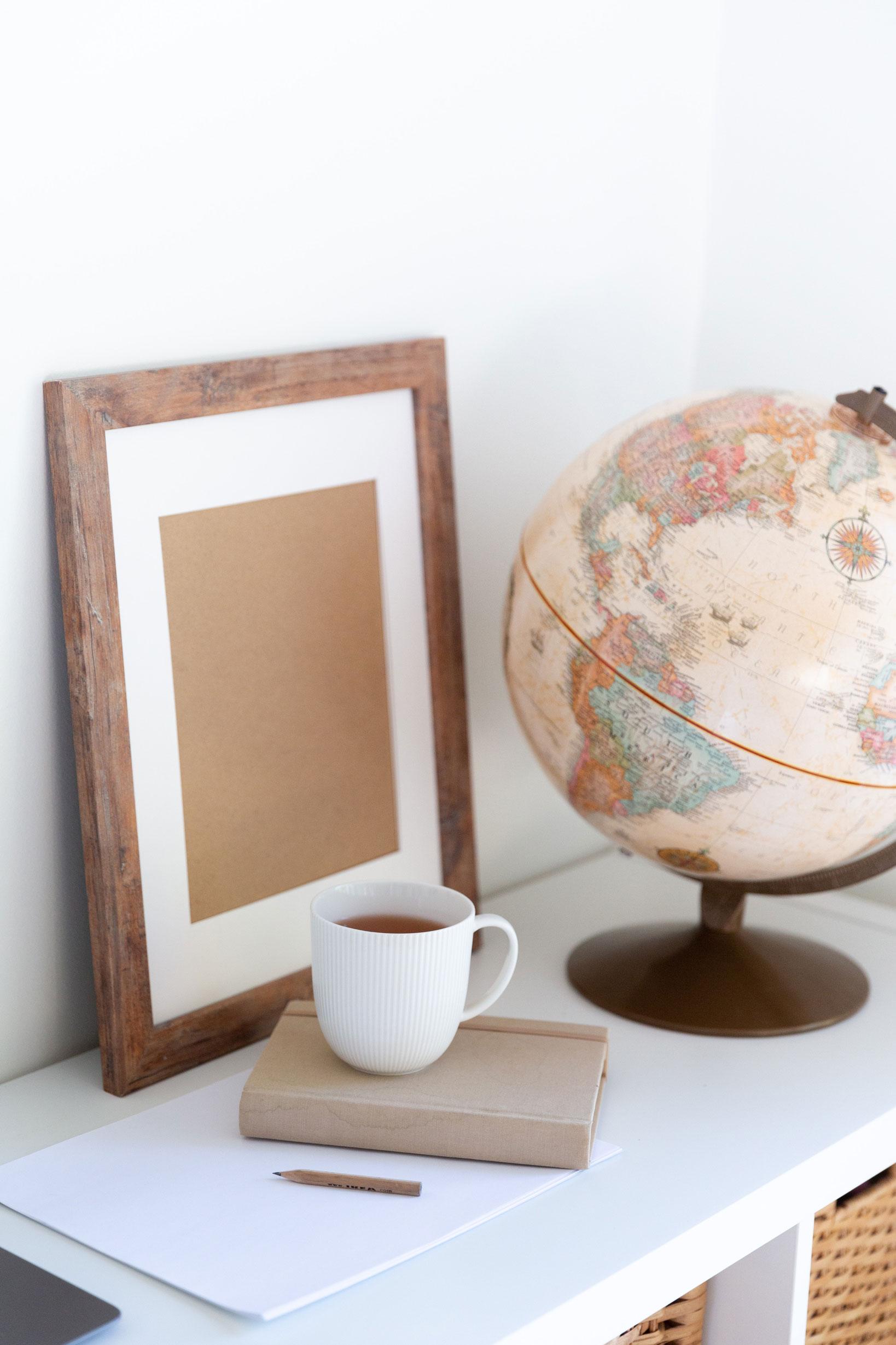 Sfeervol interieur met wereldse invloeden