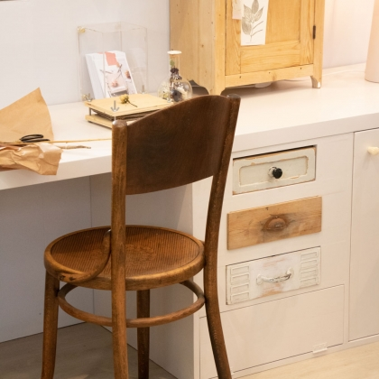 werkplek creëren voor thuiswerken
